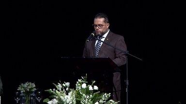 Nova diretoria da Ajorpeme toma posse em Joinville - Nova diretoria da Ajorpeme toma posse em Joinville