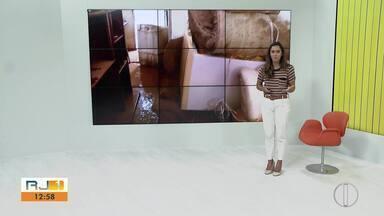 Veja a íntegra do RJ1 desta quarta-feira, dia 29/01/2020 - Apresentado por Ana Paula Mendes, o telejornal da hora do almoço traz as principais notícias das regiões Serrana, dos Lagos, Norte e Noroeste Fluminense.