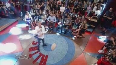 Programa de 08/02/2020 - Serginho Groisman conversa com ex-BBBs que marcaram o reality, ao som de Luísa Sonza e Parangolé.