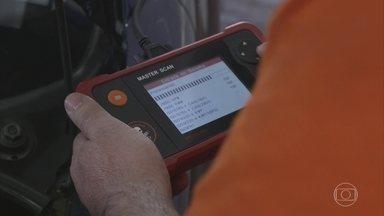 Scanner é o melhor meio para detectar problemas nos carros - Scanner é o melhor meio para detectar problemas nos carros.