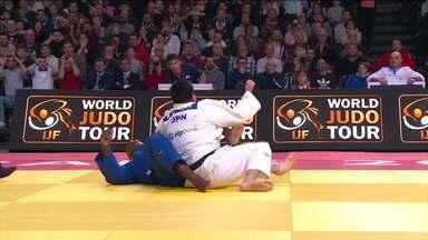 Judoca Teddy Riner perde sua invencibilidade de uma década - Judoca Teddy Riner perde sua invencibilidade de uma década