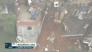 Prefeito de Osasco diz que desabamento no Morro do Socó não deixou vítimas