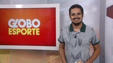 Confira a íntegra do Globo Esporte desta terça-feira - Globo Esporte - Zona da Mata - 11/02/2020