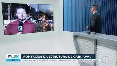 Veja a íntegra do RJ2 desta segunda-feira, do dia 10/02/2020 - O RJ2 traz as principais notícias das cidades do interior do Rio.