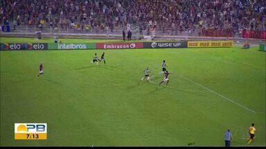 Confira os melhores momentos do empate entre Campinense e Atlético-MG no Amigão - Paraibanos e mineiros empatam em 0 a 0 pela primeira fase da Copa do Brasil. Resultado classificou o Galo.
