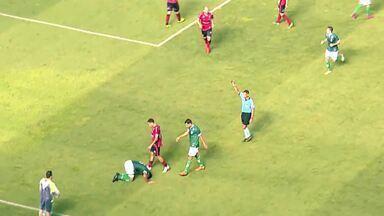 Gama joga bem, mas é eliminado pelo Brasil de Pelotas na Copa do Brasil - Gama joga bem, mas é eliminado pelo Brasil de Pelotas na Copa do Brasil