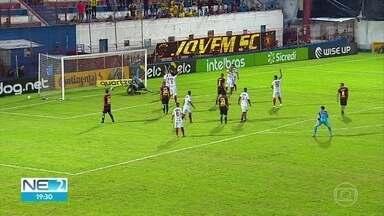 Náutico vence e Sport perde na Copa do Brasil - Timbu passou de fase e Leão foi eliminado