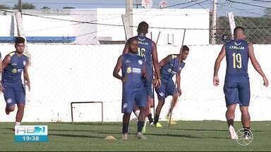 Afogados encara Atlético-AC pela Copa do Brasil - Partida será realizada no estádio Vianão.