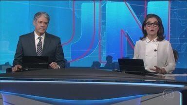 Jornal Nacional, Íntegra 13/02/2020 - As principais notícias do Brasil e do mundo, com apresentação de William Bonner e Renata Vasconcellos.