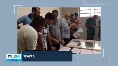 Gabinete da Secretaria Estadual de Agricultura é transferido para Italva, RJ - Nesta quinta-feira (13), foi feita a primeira reunião do gabinete especial de reestruturação rural das regiões norte e noroeste do Rio.