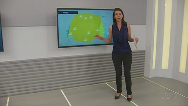 Veja a previsão do tempo - Dados são da Somar.