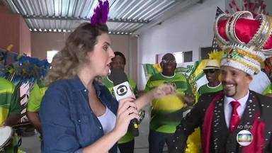 Carnaval 2020 em BH: Conheça a escola de samba Imperatriz de Venda Nova - Carnaval de BH vai arrastar 5 milhões de foliões.
