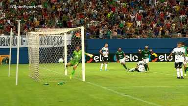 A repercussão da eliminação do Coritiba - Coxa voltou de Manaus consciente de que a saída da Copa do Brasil complica a temporada