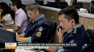 Ceará apresenta redução de assassinatos - Saiba mais no g1.com.br/ce