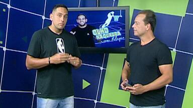 Olho na Quadra: Filipin fala da base do Mogi e avalia momento do time principal - Ala e comentarista foi uma das atrações do programa desta sexta-feira.