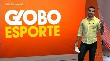 Globo Esporte GO - 14/02/2020 - Íntegra - Confira a íntegra do programa Globo Esporte GO - 14/02/2020