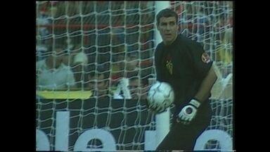 Com Zetti no gol, Sport vence o Náutico nos Aflitos pela Copa do Nordeste de 2001 - Com Zetti no gol, Sport vence o Náutico nos Aflitos pela Copa do Nordeste de 2001
