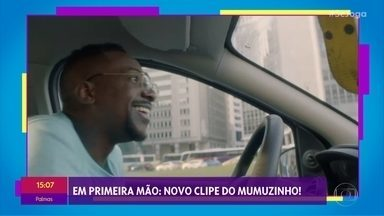 Mumuzinho lança clipe da música 'Mantra' - Cantor manda recado para Dudu Nobre