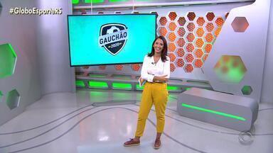 Globo Esporte RS - 14/02/2020 - Assista ao vídeo.