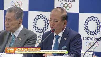 Ameaça olímpica: COI demonstra preocupação com o surto de Corona Vírus no Japão - Ameaça olímpica: COI demonstra preocupação com o surto de Corona Vírus no Japão