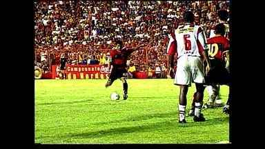 Em 2001, Náutico vence Sport, que tinha comando de Levir Culpi - Em 2001, Náutico vence Sport, que tinha comando de Levir Culpi