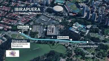 Carnaval 2020: SP tem desfile de mais de 200 blocos neste final de semana - Neste sábado (15), mais de 120 blocos vão fazer a festa pelas ruas da capital paulista.