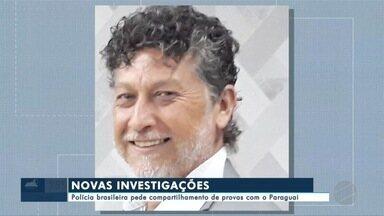 Novas investigações sobre assassinato de jornalista paraguaio - O Paraguai montou uma força-tarefa para investigar a morte do jornalista Léo Veras e polícia brasileira pede compartilhamento de provas