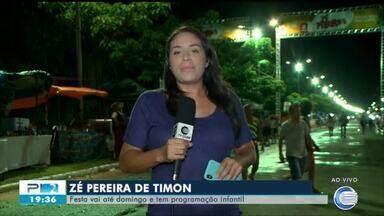 Zé Pereira de Timon acontece neste fim de semana e traz atrações nacionais - Zé Pereira de Timon acontece neste fim de semana e traz atrações nacionais