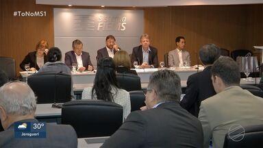Empresários de MS se reúnem com embaixadores de países do Sudeste Asiático - Empresários de MS se reúnem com embaixadores de países do Sudeste Asiático