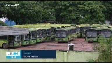 Mais de 20 mil pessoas ficam sem transporte coletivo em Marabá - Únicas empresas que faziam o trabalho descumpriram decisão judicial e pararam as atividades.