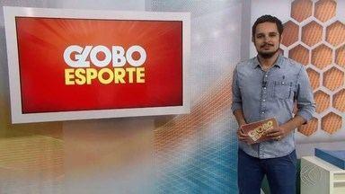 Confira a íntegra do Globo Esporte desta segunda-feira - Globo Esporte - Zona da Mata - 17/02/2020