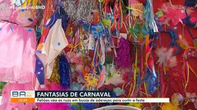 Veja as principais fantasias que os foliões estão procurando para o Carnaval 2020 - Confira.