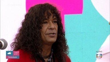 Luiz Caldas comemora 50 anos de carreira - Pai do axé music já compôs mais de mil músicas