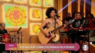 Roberta Campos 'Minha Felicidade' - Confira
