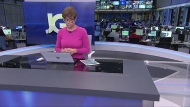 Jornal da Globo, Edição de terça-feira, 18/02/2020 - As notícias do dia com a análise de comentaristas, espaço para a crônica e opinião.