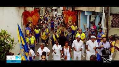 Maranhão vira enredo para escolas de samba no país - E não é a primeira vez que o estado vira destaque no carnaval do Rio ou de São Paulo.
