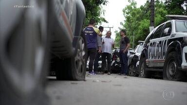 12 horas de medo: Fantástico acompanha plantão de polícias em Fortaleza - Desde o motim de polícias militares no Ceará, o clima de terror virou rotina. Fantástico acompanhou plantão de policiais civis.