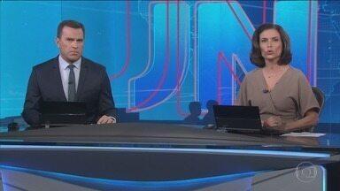 Jornal Nacional, Íntegra 24/02/2020 - As principais notícias do Brasil e do mundo, com apresentação de William Bonner e Renata Vasconcellos.