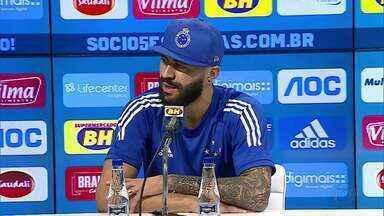 Jogadores do Cruzeiro se preservam no carnaval e focam na recuperação no Mineiro - Jogadores do Cruzeiro se preservam no carnaval e focam na recuperação no Mineiro