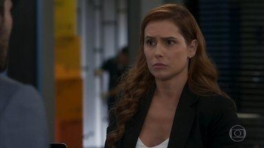 Alexia diz a Rafael que pode se comunicar com Kyra - undefined