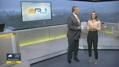 Bom dia Rio - Edição de quinta-feira, 27/02/2020 - As primeiras notícias do Rio de Janeiro, apresentadas por Flávio Fachel, com prestação de serviço, boletins de trânsito e previsão do tempo.