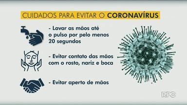 Um caso suspeito de coronavírus no Paraná foi descartado e outro segue em investigação - O caso em investigação está em Ponta Grossa.