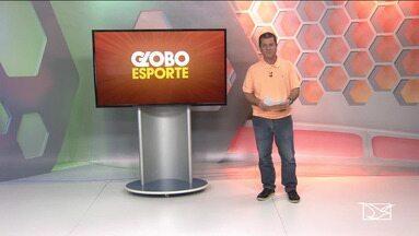 Globo Esporte MA de quinta-feira - 27/02/20, na íntegra - Programa fala da preparação do Sampaio para o Estadual e o jogo do Moto contra Fluminense, pela Copa do Brasil.
