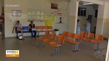 Moradores reclamam de falta de médicos em unidades de saúde de Campo Grande - Prefeitura diz que convocou 73 médicos em fevereiro e que unidades recebem apoio.