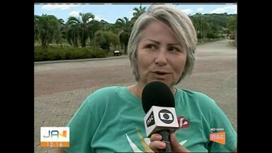 Projeto oferece atividades físicas gratuitas em parque de Criciúma - Projeto oferece atividades físicas gratuitas em parque de Criciúma