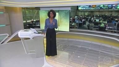 Jornal Hoje - íntegra 27/02/2020 - Os destaques do dia no Brasil e no mundo, com apresentação de Maria Júlia Coutinho.