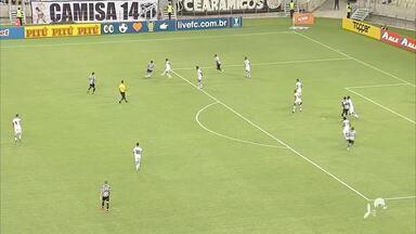 Pela copa do Nordeste, Ceará empata em 2 a 2 com o Botafogo-PB - Pela copa do Nordeste, Ceará empata em 2 a 2 com o Botafogo-PB
