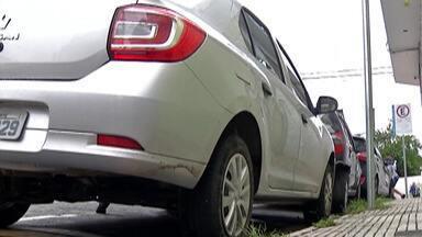 Três são detidos por suspeita de assaltar motoristas de aplicativo em Itaquaquecetuba - O crime aconteceu na manhã desta quinta-feira (27). Dois homens ficaram presos e um menor foi apreendido.
