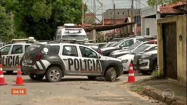 Paralisação de policiais militares no Ceará chega ao seu 11º dia - Nesta quinta (27), os policiais apresentaram uma série de exigências para as autoridades do estado, mas nenhum acordo foi fechado.