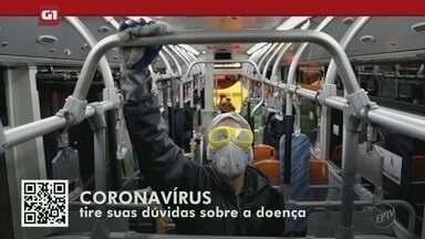 Coronavírus é destaque na semana do G1 - Patrícia Teixeira traz os destaques